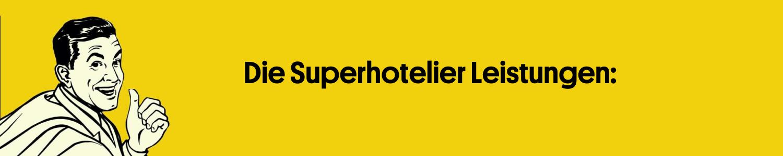 Banner Superhotelier Mitgliedschaft Hotel Community
