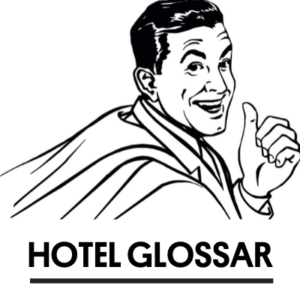 Hotel Glossar Logo Superhotelier