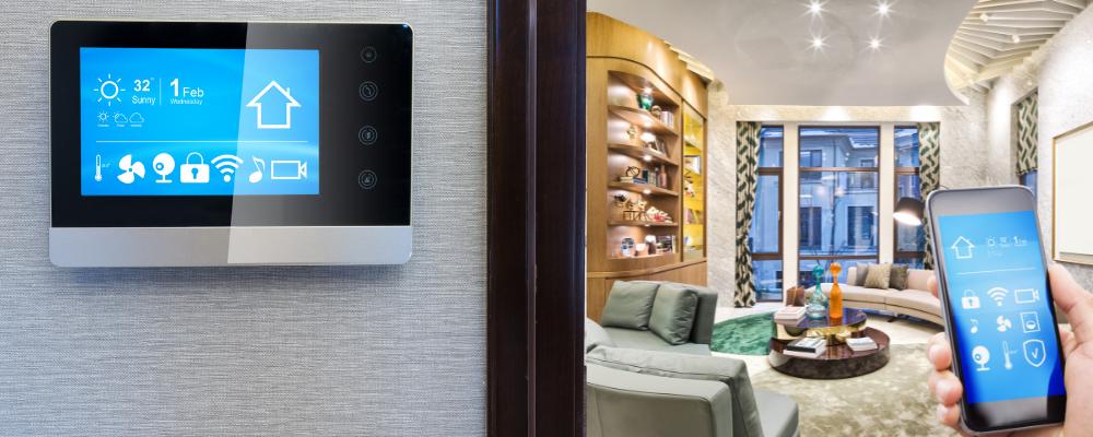 Smart-Room - 6 unschlagbare Vorteile eines intelligenten Hotelzimmers Blogbeitrag Titelbild